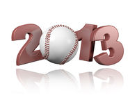 Baseball 2013 design Stock Photos