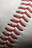Baseball. Close up of a baseball Stock Images
