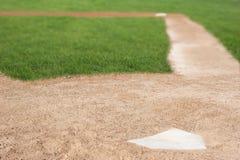 Baseball. Field Royalty Free Stock Image