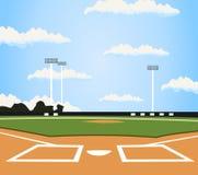 baseball Fotografia de Stock Royalty Free