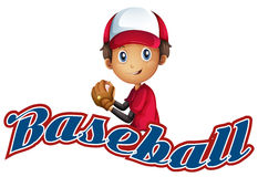 baseball Immagine Stock