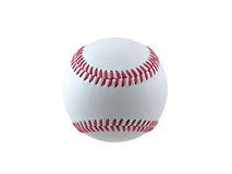 Baseball. Isolated on a white background Stock Photos