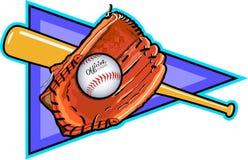 Baseball Stockfoto