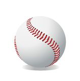 Baseball. On white background art Stock Photography