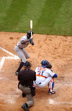 baseball achtergrond Royalty-vrije Stock Foto's
