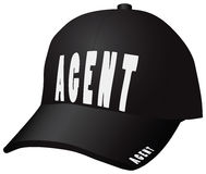 Baseball for the Agent Stock Image