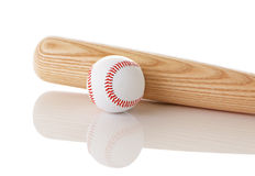 Free Baseball And Bat Stock Photo - 10883870