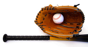 Baseball Arrangement Royalty Free Stock Photo