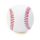 Baseball auf weißem Hintergrund mit Beschneidungspfad Stockbilder