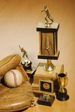 Baseball Awards Royalty Free Stock Photos