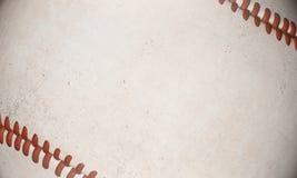 Baseball backdrop. Textured baseball backdrop. 3D Rendering stock illustration