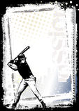 Baseball background 6 Stock Photography