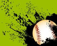 Baseball background ball Stock Images