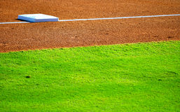 Baseball Background-1 Royalty Free Stock Photo