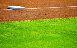 Baseball Background-1 Royalty Free Stock Photo