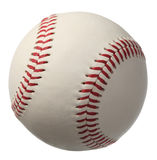 Baseball. Profetional ball for play baseball in white backgraund and another angle Stock Photos