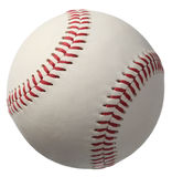 Baseball Ball. Ball for baseball play in close up Stock Photo