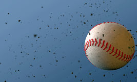 Baseball ball Stock Image