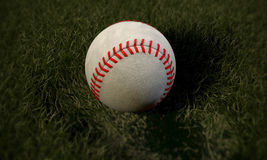 Baseball ball Royalty Free Stock Photo