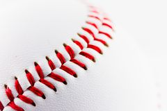Baseball ball Royalty Free Stock Photography