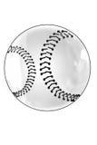 Baseball ball Royalty Free Stock Photography