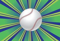 Baseball Ball Background Royalty Free Stock Photos