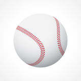 Baseball ball illustration Stock Photo