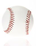 Baseball ball isolated on white background Stock Photos