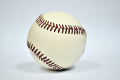 Baseball Ball Isolation Stock Photo