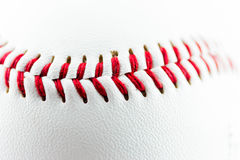 Baseball ball particular Stock Photography
