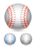 Baseball ball. Royalty Free Stock Photography