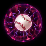 Baseball Ball Wheel Stock Photos