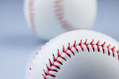 Baseball Balls Royalty Free Stock Photo