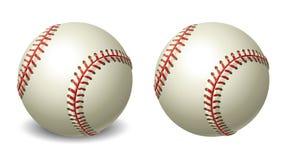 Baseball balls Royalty Free Stock Photography