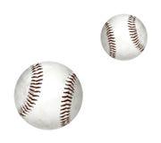 Baseball balls isolated Stock Photos