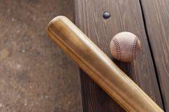 Baseball Bat, and ball