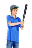 Baseball bat Royalty Free Stock Photo