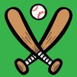 Baseball Bat Royalty Free Stock Image