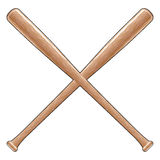 Baseball Bats Stock Photos