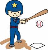 Baseball Batter Stock Photography