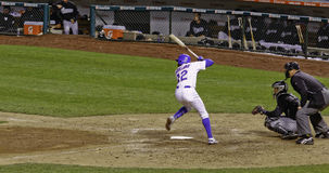 Baseball - Batter with Copy Space Stock Photos