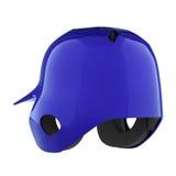 Baseball batting helmet Royalty Free Stock Photography