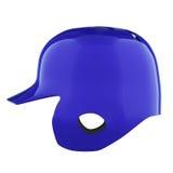 Baseball batting helmet Royalty Free Stock Photo