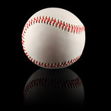 Baseball black Royalty Free Stock Photo