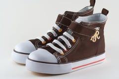 Baseball Boots. A pair of baseball boots royalty free stock image