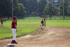 Baseball a Boston Immagini Stock Libere da Diritti