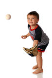 Baseball Boy Stock Image