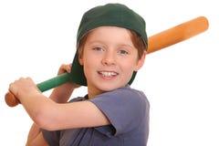 Baseball boy Royalty Free Stock Photos