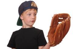 Baseball boy Stock Photos