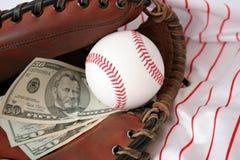 Baseball business Stock Photo